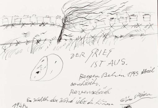 Ceija Stojka, Der Krieg Ist Aus, Bergen Belsen, 1945, 2005