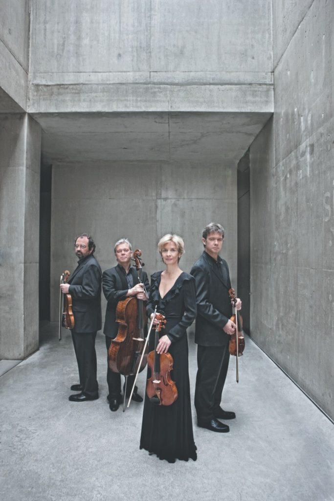 Quatuor Hagen © Harald-Hoffmann