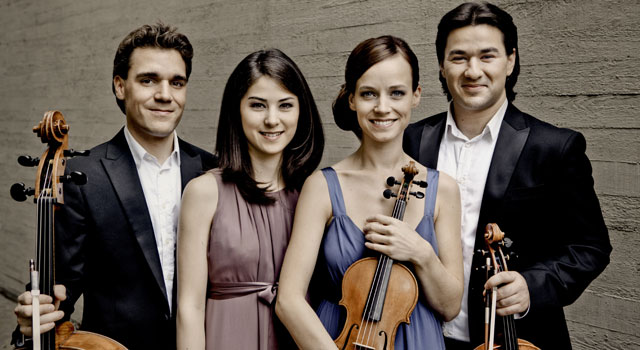 Minetti Quartett 2©irene Zandel