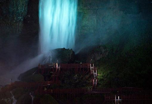 City Of Falls, Georg Tiller