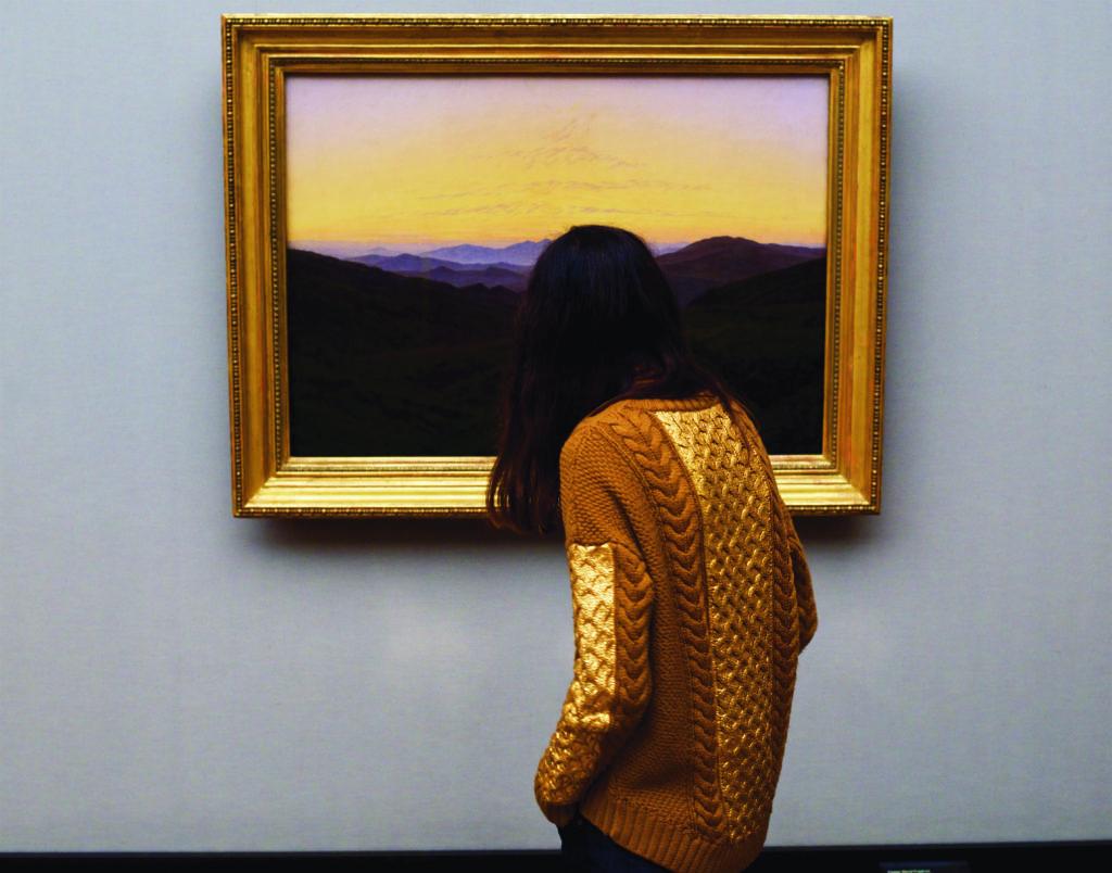 People matching Artworks (c) Stefan Draschan