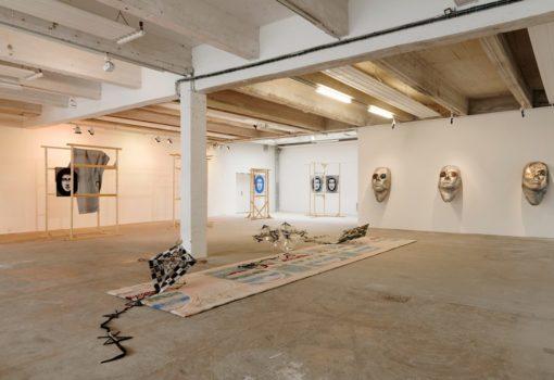 Vue De L'exposition Deux Sens Du Décoratif Passerelle Centre D'art Contemporain Brest (c) Aurélie Mole 2018