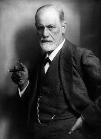 Max Halberstadt Portrait De Sigmund Freud 12 Février 1932 © Londres, Freud Museum