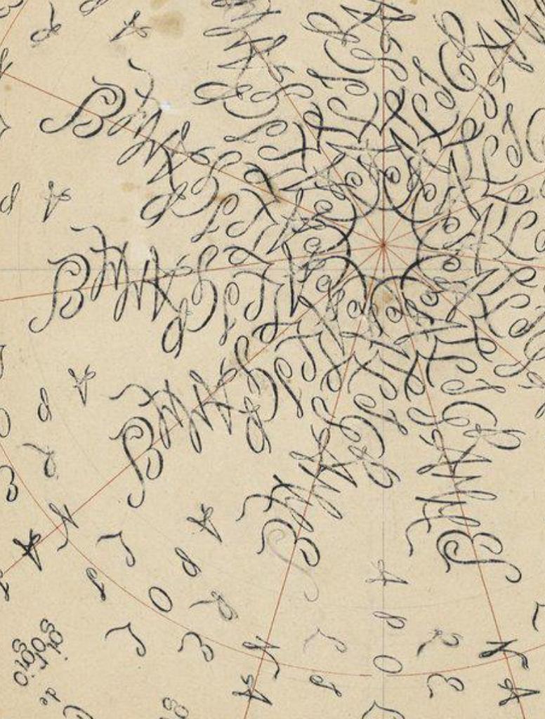 Paul Bonet, Sans Titre, Encre,crayon, Gravure, Tampon Sur Papier, 33.1x24.5 Cm