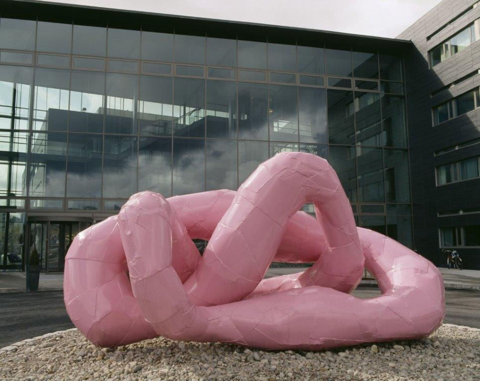 Franz West, Rrosedrama – 2001 – Telenor Art Collection – Photo © Dr