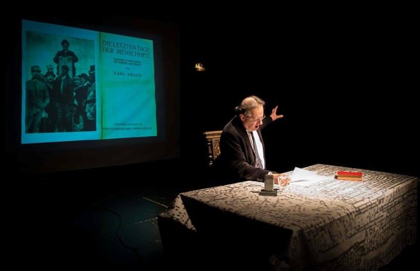 Les Derniers Jours De L'humanité De Karl Kraus Lu Par Martin Ploderer