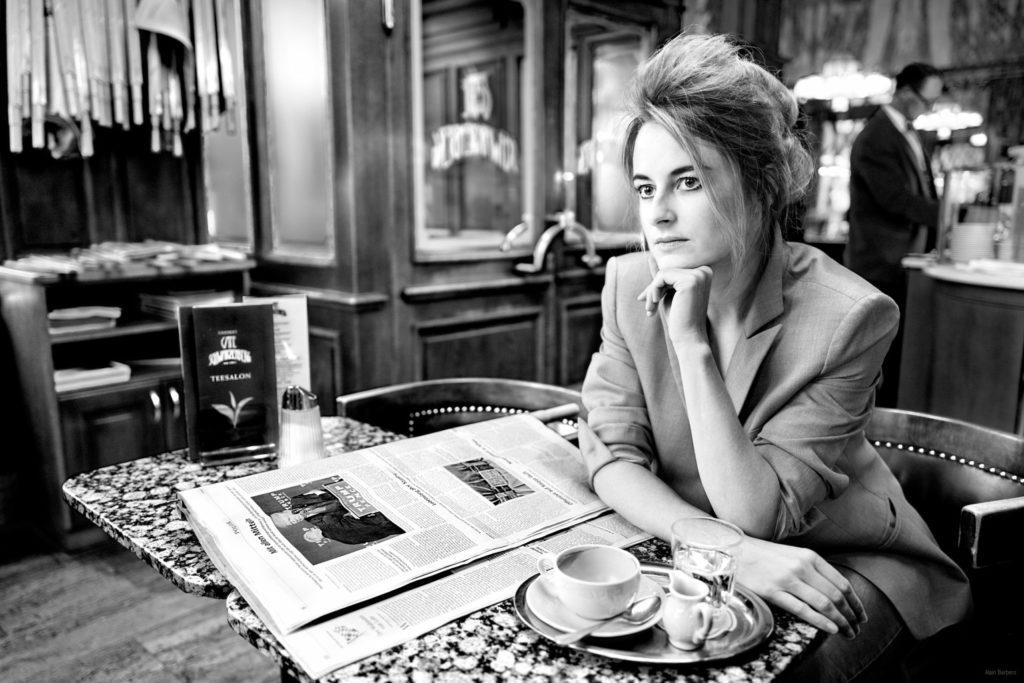 Café Schwarzenberg Teresa Präauer (c) Alain Barbero
