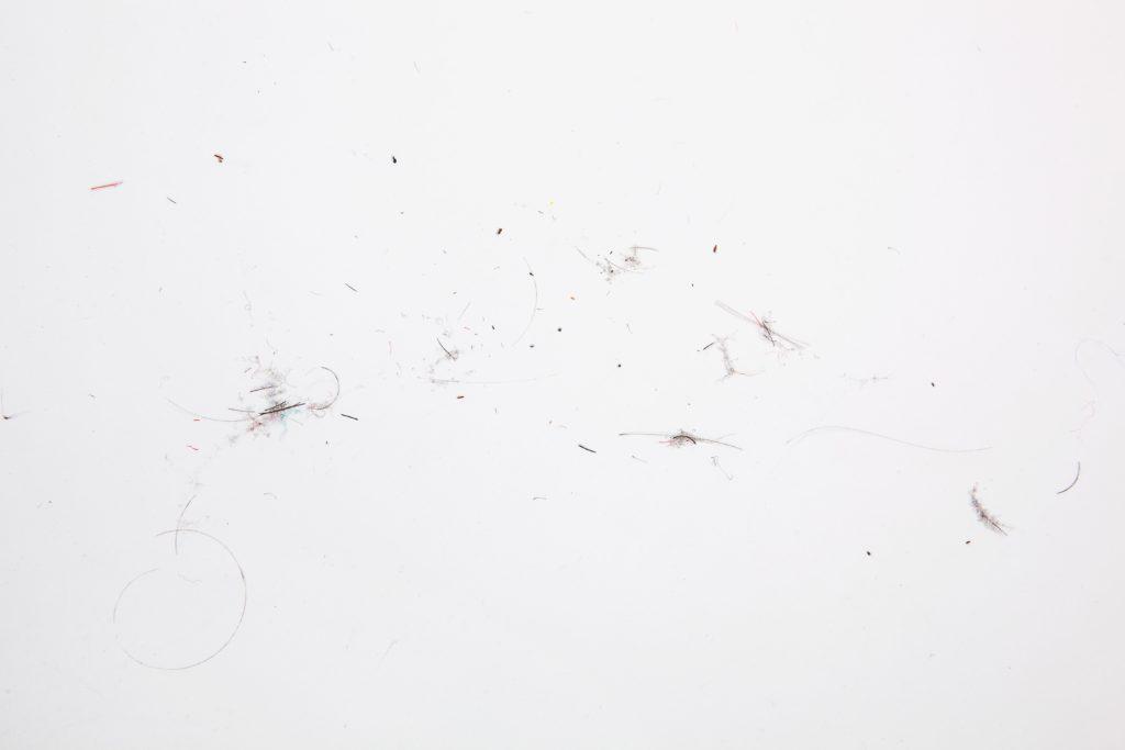 Michail Michailov, Dusttodust#59, Crayons De Couleurs Papier, 138×138 Cm, 2018 (detail)