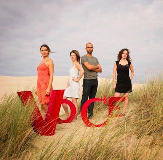 Quatuor Voce (c) Sinfonietta