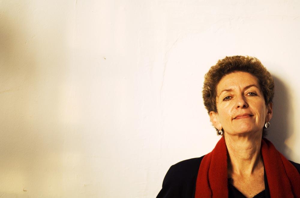 Ruth Beckermann (c) Lukas Beck