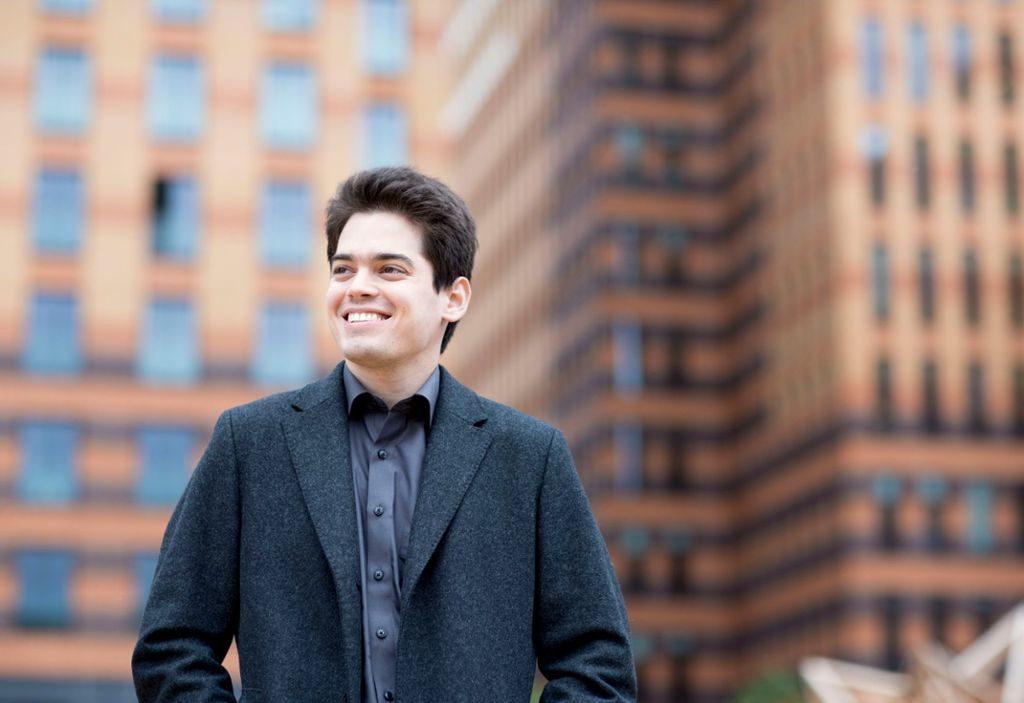 Lahav Shani Wiener Symphoniker (c) Marco Borggreve