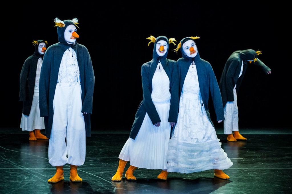 Mai 20 Penguin People 3 © Dagmar Leis