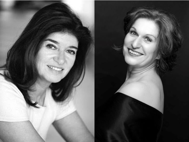 Mai 15 Christa Prameshuber & Doris Lamprecht