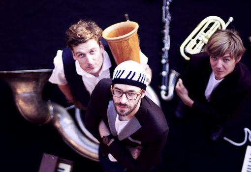 David Helbock Trio Random Control+3