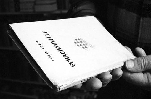 Die Erstausgabe Der Schachnovelle Von Stefan Zweig