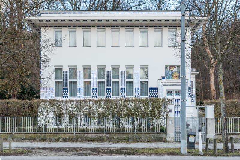 Nov 13 Otto Wagner Mariano De Angelis Villa Wagner Ii