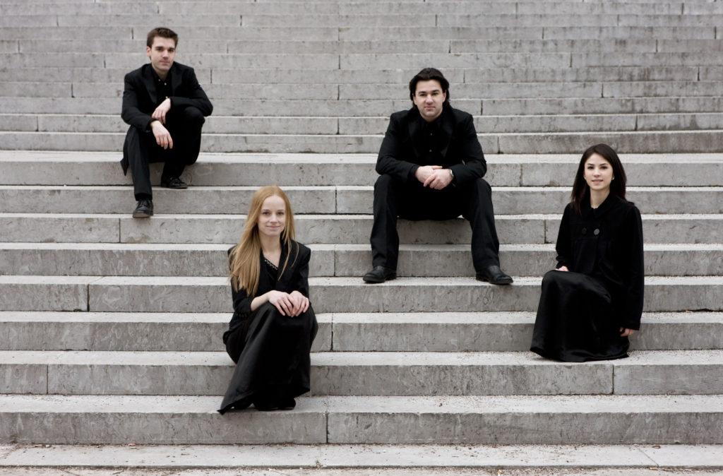 Minetti Quartett (c) Oliver Jiszda