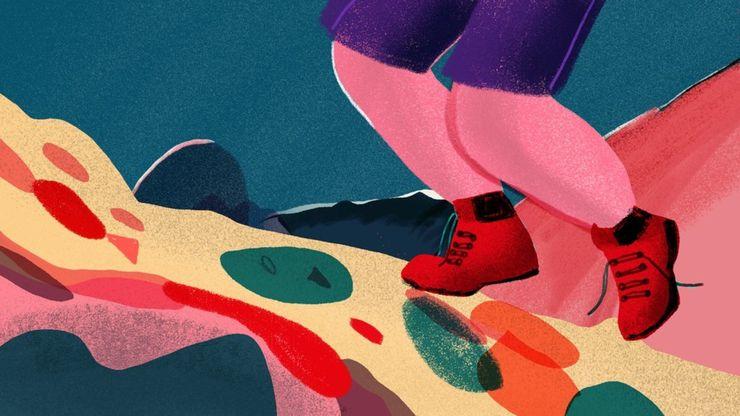 In Her Boots (c) Kathrin Steinbacher