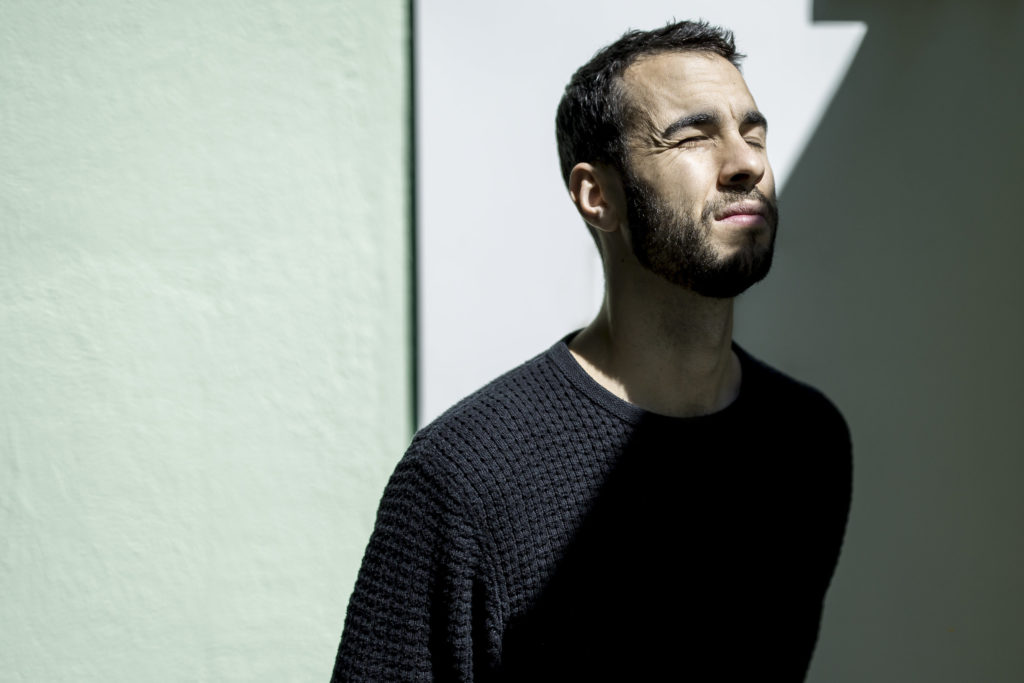Manu Delago (c) Lukas Lorenz
