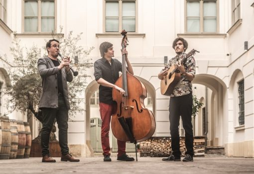 Moritz Weiss Klezmer Trio (c) Reithofer Media