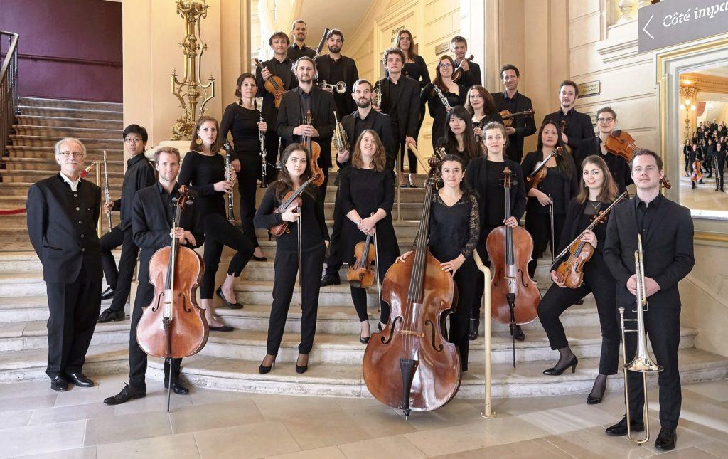 Orchestre Les Metamorphoses (c) Yann Cabello