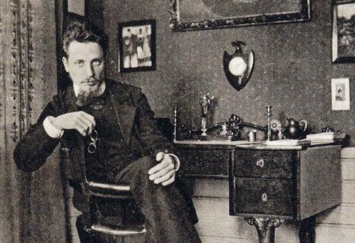 Rainer Maria Rilke (c) Britannica