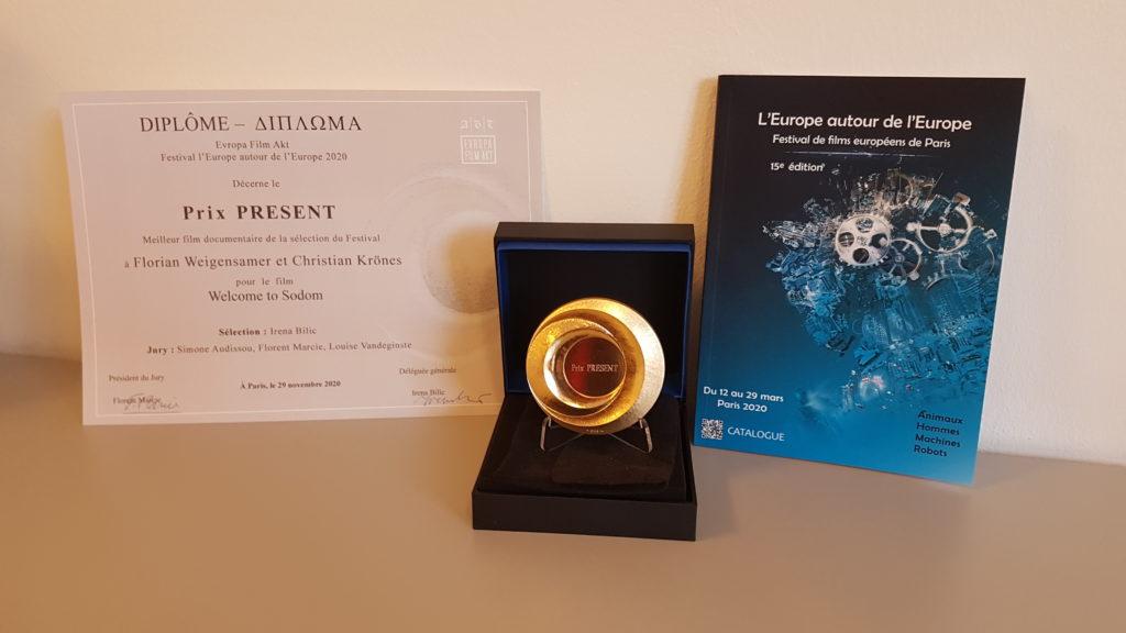 Prix Présent L'europe Autour De L'europe