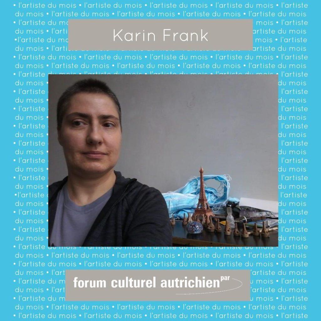 Artiste du mois Karin Frank (c) austrocult