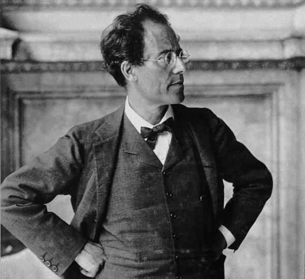 Gustav Mahler (c) Gallica - Bibliothèque Nationale De France