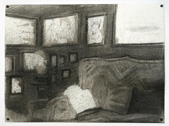 L'appartement de Freud (c) Letizia Werth