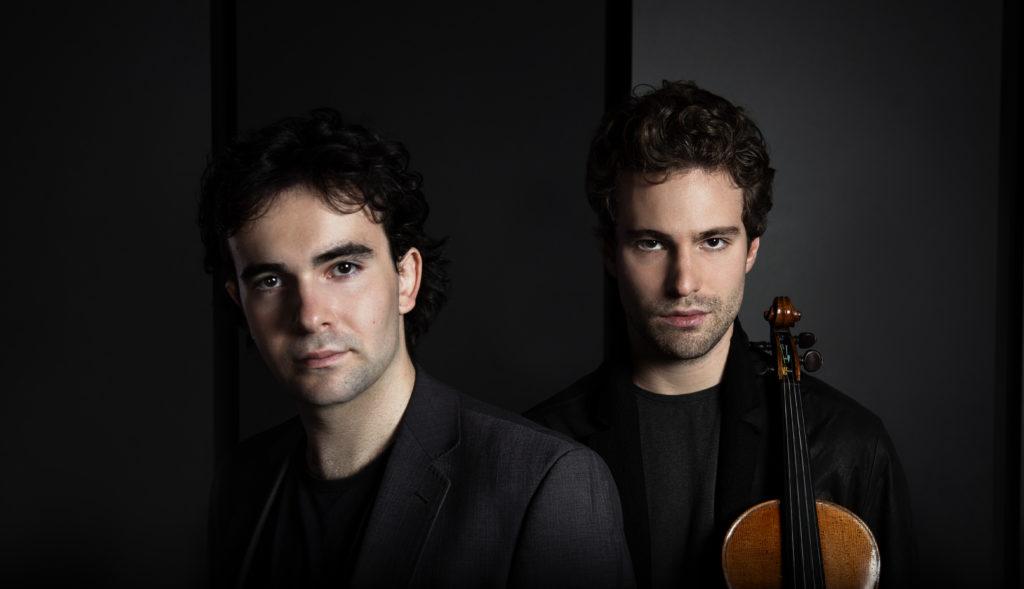Ingmar Lazar & Benjamin Herzl © Shirley Suarez