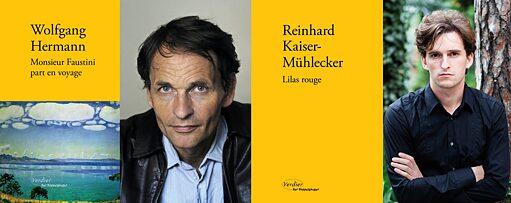 Wolfgang Hermann & Reinhard Kaiser Mühlecker (c) Tous Droits Réservés