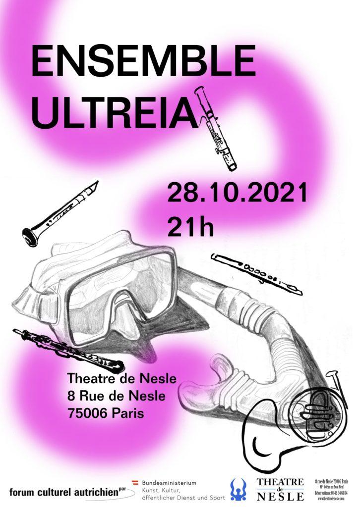 Affiche (c) Ensemble Ultreia